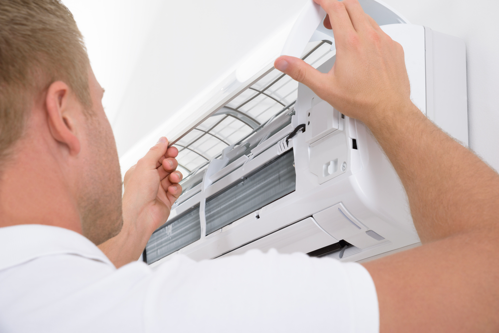 mise en place de votre climatisation