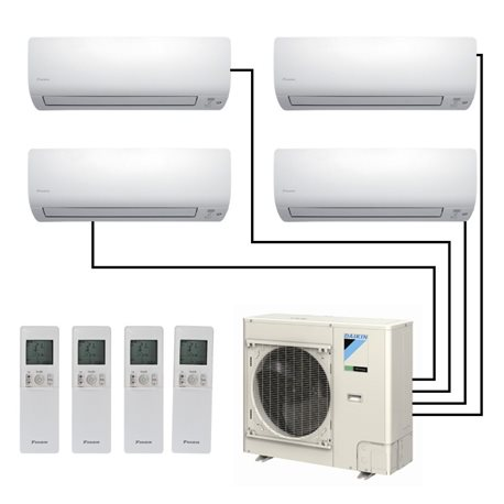 Installateur climatiseur mono split et multisplit Daikin à Juan les Pins